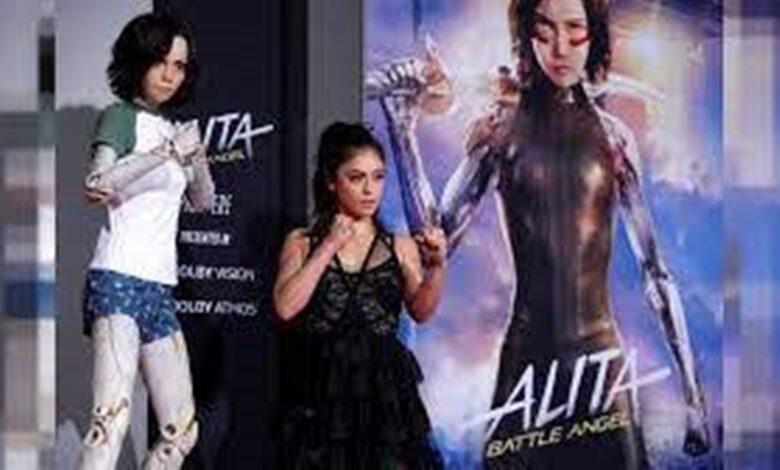 فيلم المغامرة أليتا باتل أنجيل يتصدر إيرادات السينما الأمريكية هذا الاسبوع