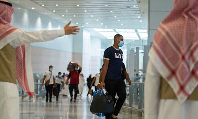 السعودية: رفع حظر السفر عن القادمين من 11 دوله والسماح لهم بالدخول الى المملكة