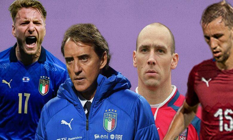 ايطاليا ضد التشيك ودياً .. التشكيل المتوقع لمباراة إيطاليا وجمهورية التشيك اليوم