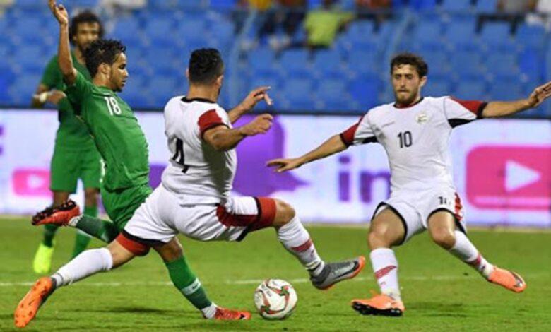 نتيجة مباراة اليمن والسعودية اليوم 5-6-2021 في تصفيات آسيا لكأس العالم 2022
