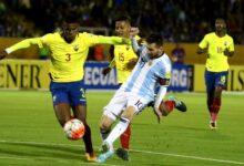 يلا شوت مباراة الأرجنتين ضد الاكوادور القنوات الناقلة والتشكيل المتوقع